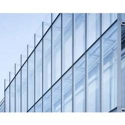 aluminum curtain wall aluminium