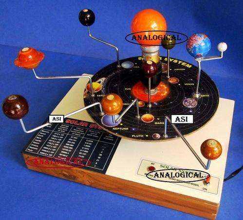 Motorized Solar System, Rs 6500 /piece, Analogical ...