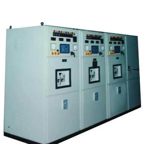Electrical Control Panel DG Set Control Panel