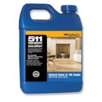 511 stone tile and grout impregnator sealer