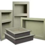 Tile shelving and accessories