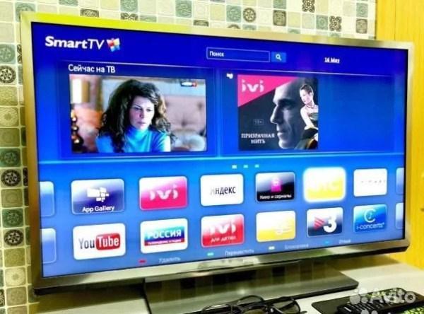 Смарт телевизор Филипс 50 дюймов Full hd как новый купить ...