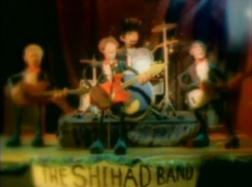 "Shihad ""Yr Head is a Rock"""