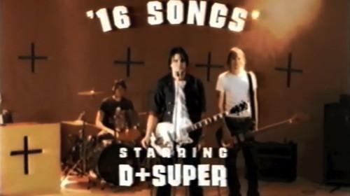 "D-Super ""16 Songs"""