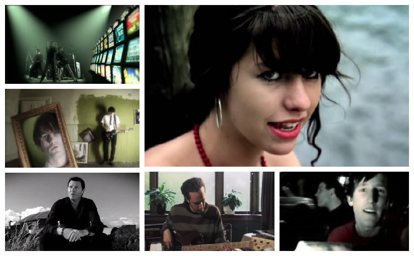 August 2005: Elemeno P, Goldenhorse, Goodnight Nurse, Greg Johnson, Kimbra, My Life Story, OG
