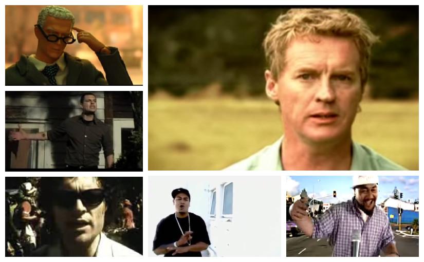 August 2006: Cassette, Che Fu, City Newton Bombers, dDub, Deceptikonz, Don McGlashan