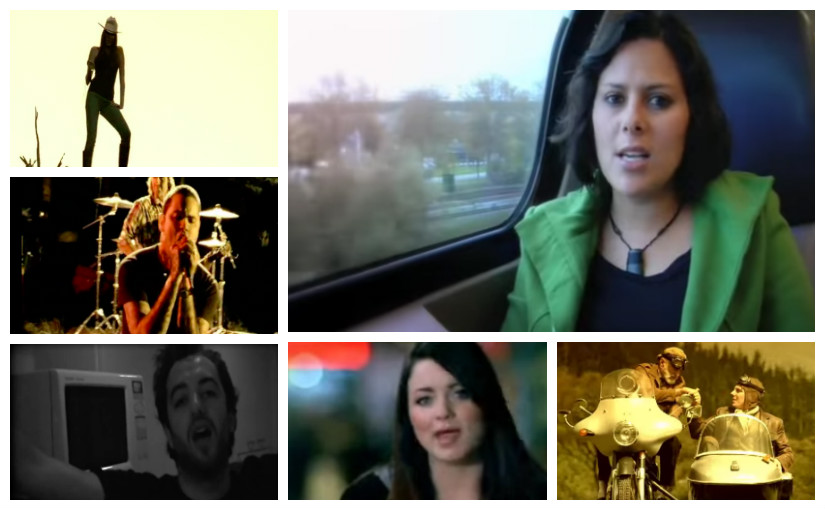 October 2007: All Left Out, Anika Moa, Annabel Fay, Autozamm, Bleeders