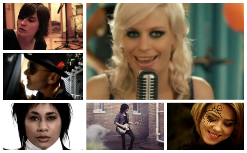 June 2008: Gin Wigmore, Goodnight Nurse, Greg Johnson, Hera, Iva Lamkum, Luger Boa, Lydia Cole