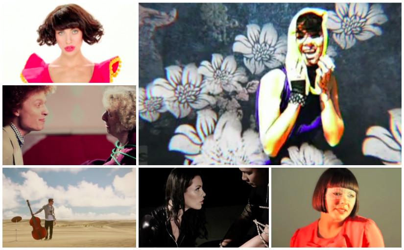 March 2011: Jesse Sheehan, K.One, Kimbra, Ladi6, Leno Lovecraft, Little Bark, Luke Thompson