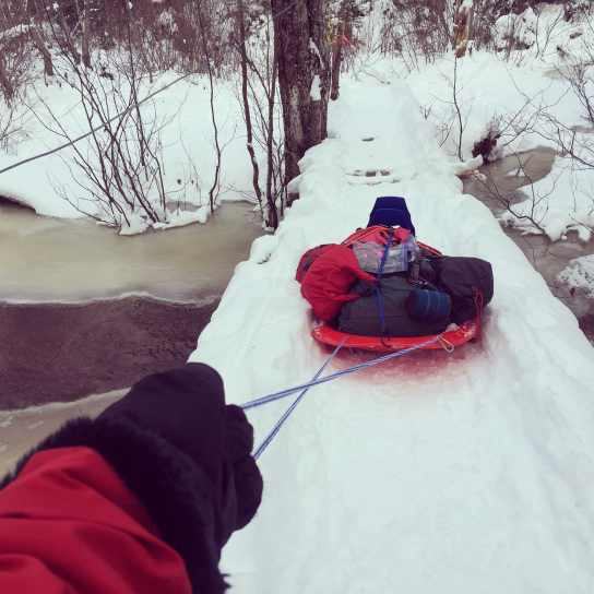 sled pull