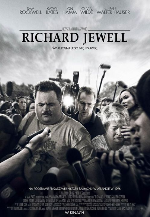 Plakat filmu Richard Jewell (2019) w reżyserii Clinta Eastwooda