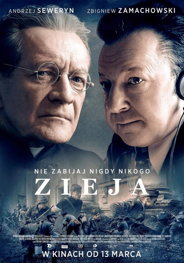 Plakat filmu Zieja (2020)