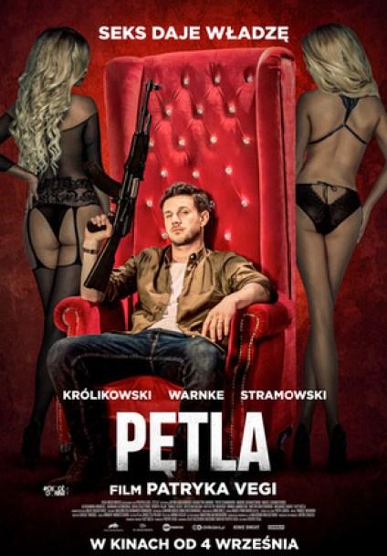 Plakat filmu Pętla (2020)