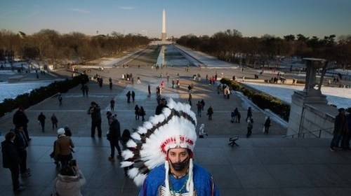 'The Last American Indian on Earth'
