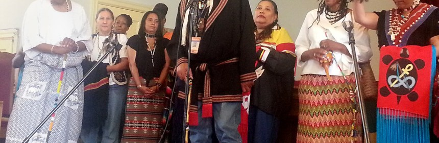 Black American Indians seek to honor their mixed ancestry