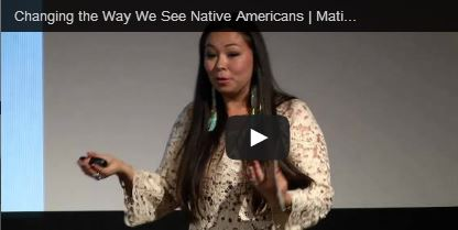 Changing the way we see Native Americans