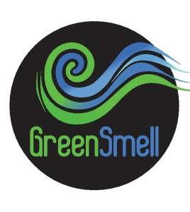 Green smell -logo