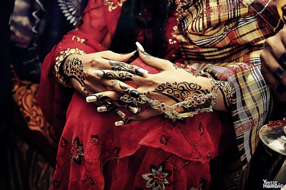 Sudanese Henna: Sudanese Weddings: A Royal Shenanigan