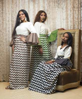 7c3c31a76 Inside the World of Sudanese Beauty and Fashion with Amna Hamadto