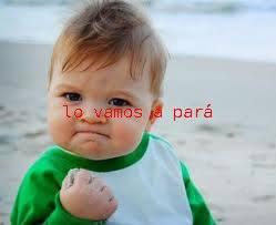 lo VAMOS a PARAR, si se puede!!!