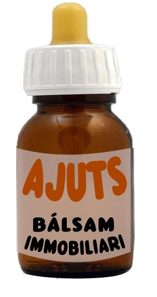 bàlsam ajuts al lloguer en dosificador
