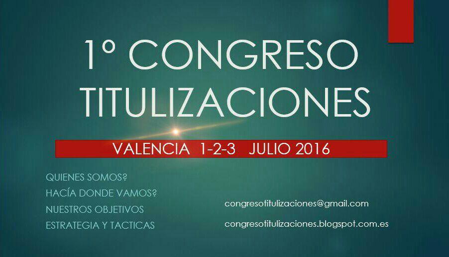 500×20 en el primer Congreso de Titulizaciones se inaugura en Valencia del 1 al 3 de julio