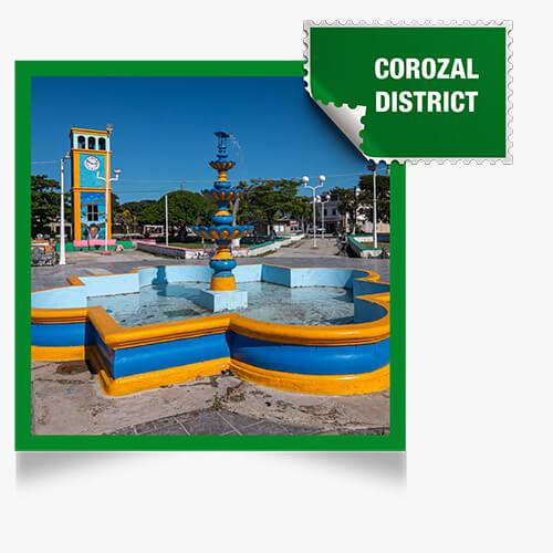 Properties in Corozal District