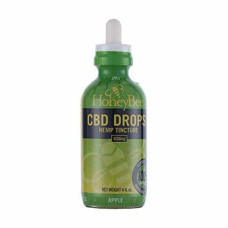 HoneyBee CBD Drops