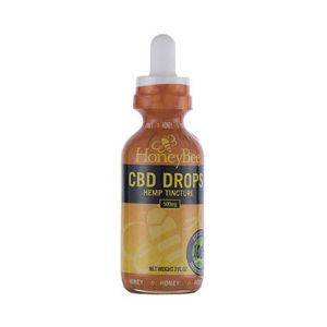 HoneyBee CBD Drops