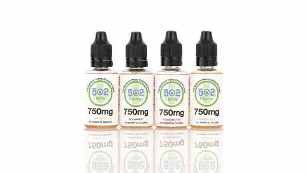 502 Hemp CBD E-Juice