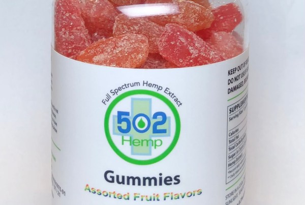 1500mg Full Spectrum CBD Gummies