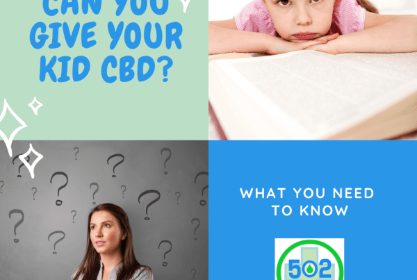 CBD Oil for kids