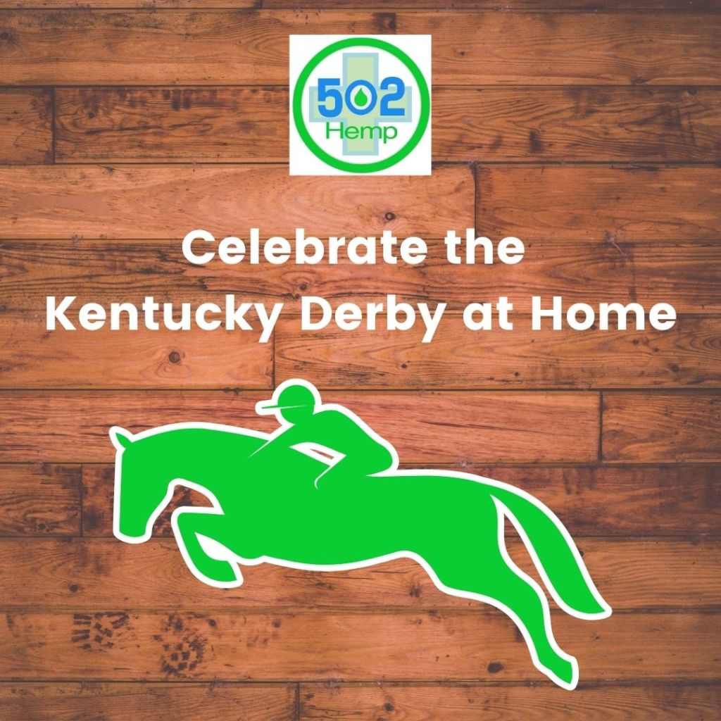 Kentucky Derby at Home