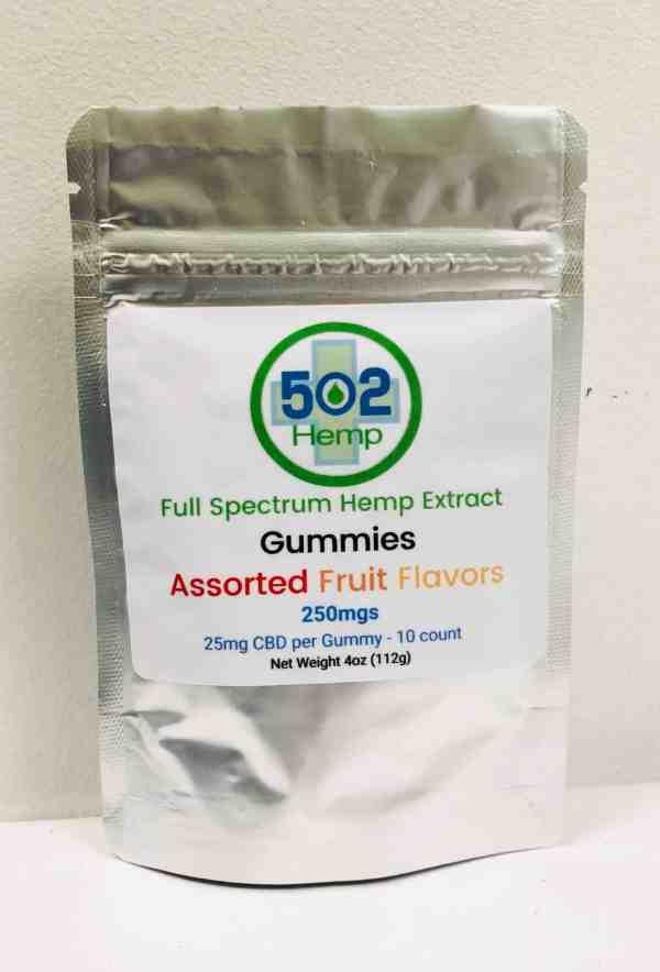 CBD gummies full spectrum