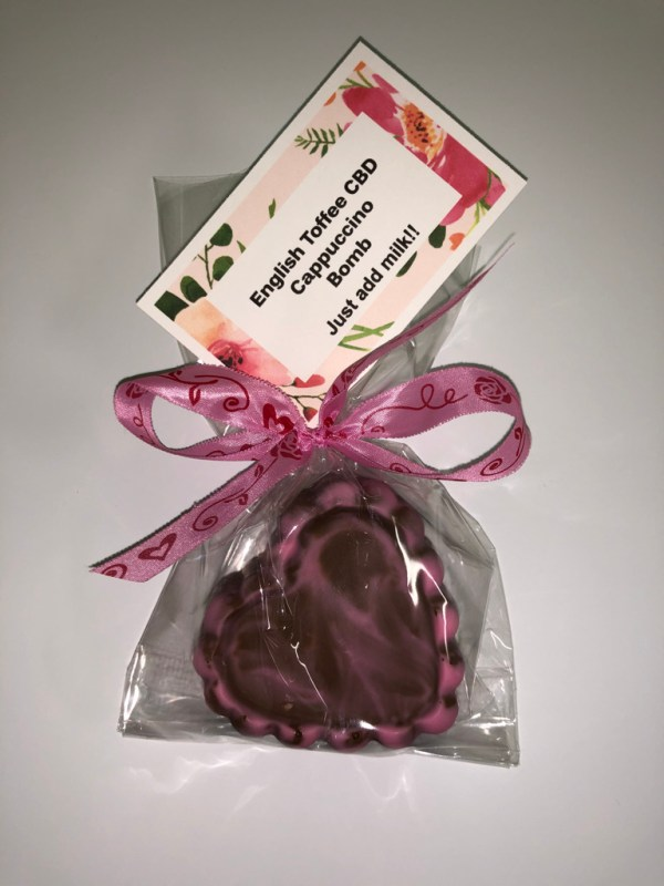 heart english toffee