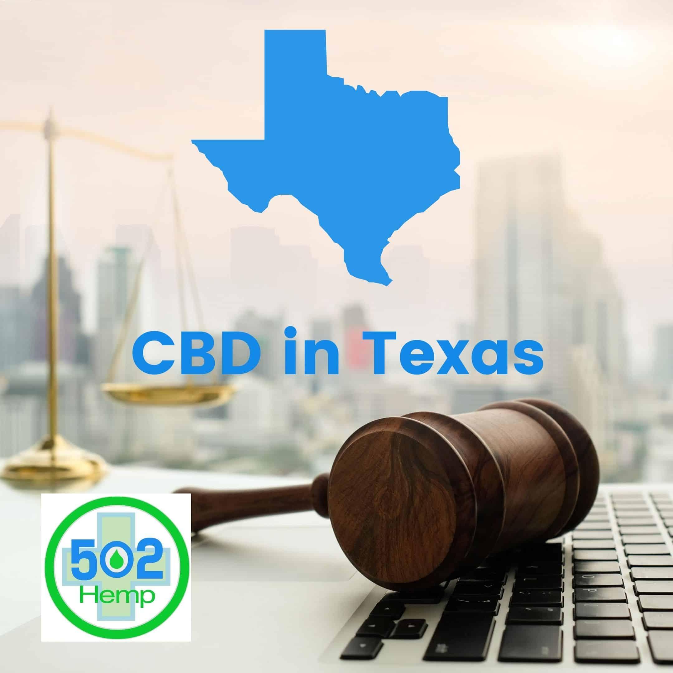 CBD in Texas