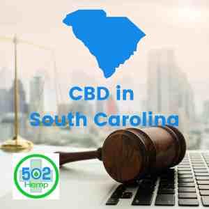 CBD in South Carolina