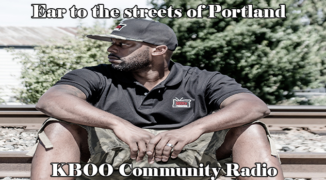 "503tv's Sai Stone interviewed on KBOO's ""Ear to the Streets of Portland"" [Interview]"