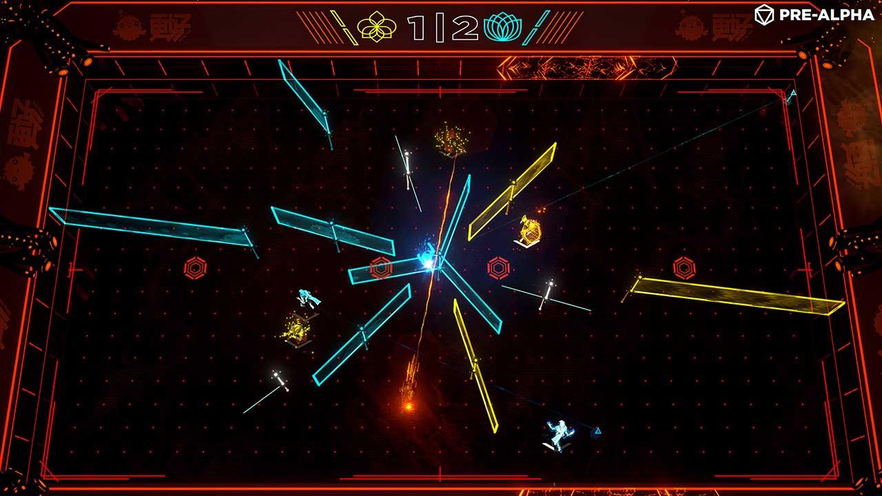 Laser League 505 Games