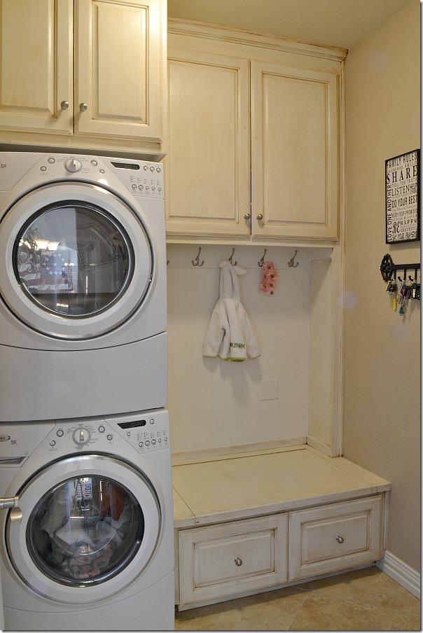 Small Laundry Room | 509 Design on Small Laundry Ideas  id=12374