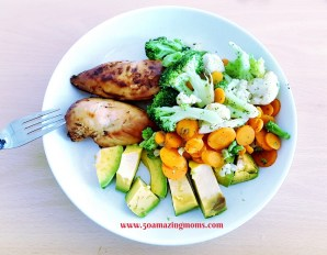 Mixed Avocado Meal