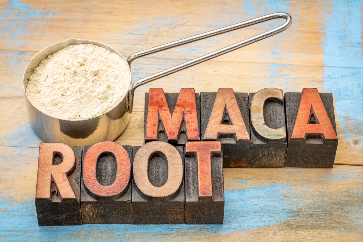 #152. Maca Root, Hormone Health and Fertility