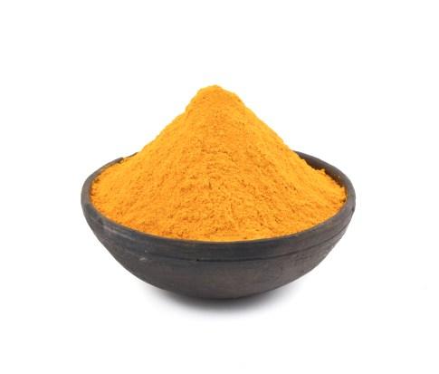 Fresh and Healthy Turmeric Powder