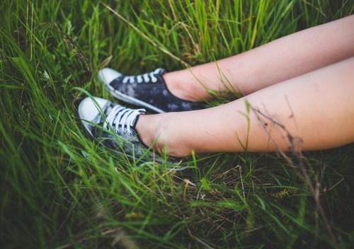 nature people legs summer