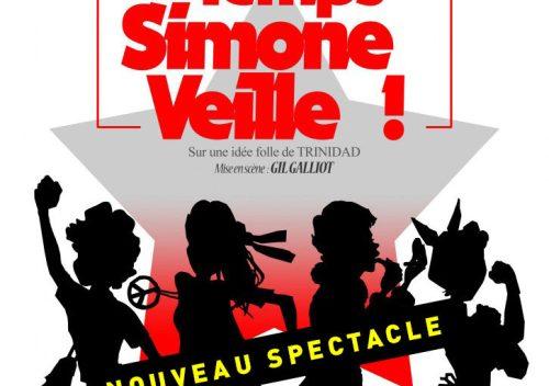 Et pendant ce temps Simone Veille! Comedie Bastille