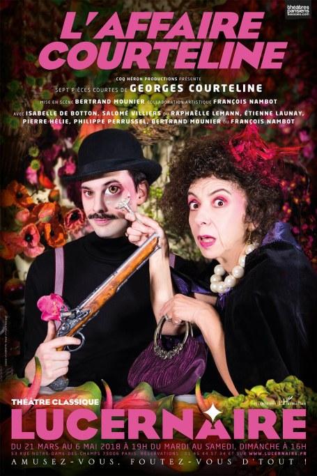 AFFICHE L'affaire Courteline.indd