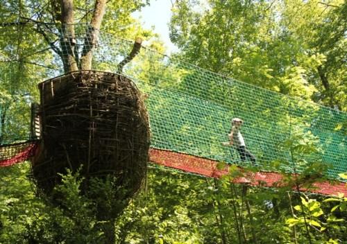 aventure land le nid