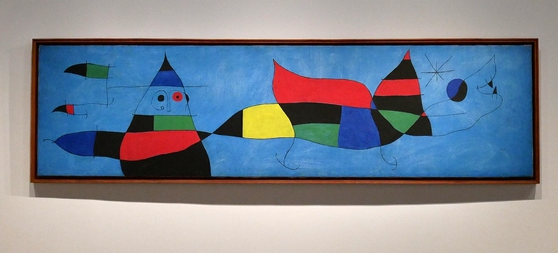 Exposition Joan Miro au Grand Palais Paris
