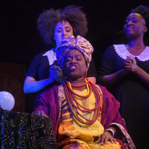 Ghost le Musical au théâtre Mogador Tribulations d'une quinqua