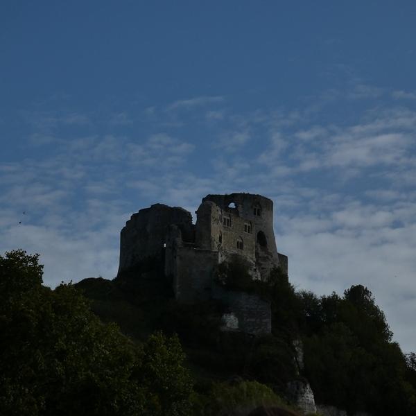 chateau gaillard eure tourisme les andelys